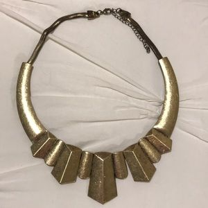 Jewelry - Gold gladiator style necklace